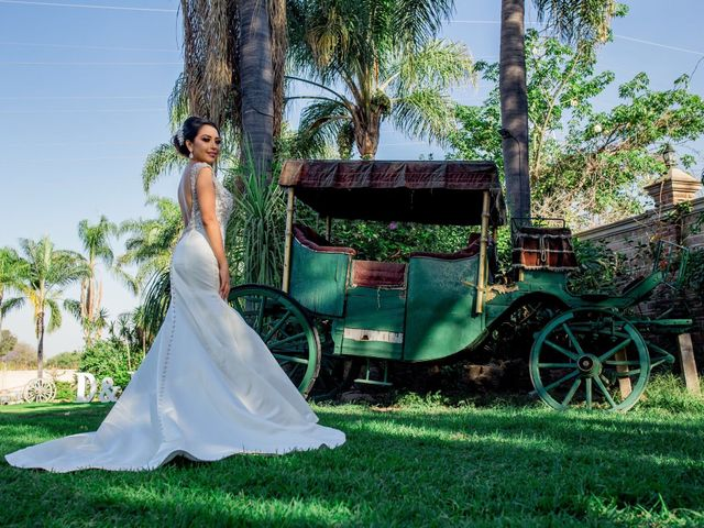 La boda de Jorge y Dulce en Santa Anita, Jalisco 6