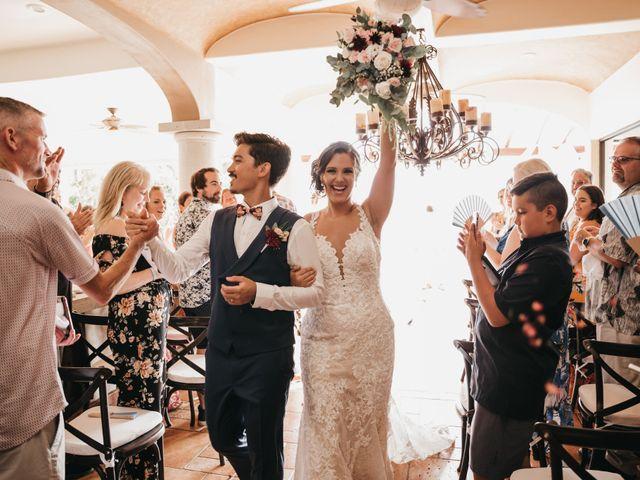 La boda de Macy y Adam