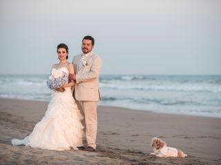 La boda de Éricka y Ricardo