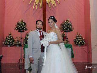 La boda de Evelín y Roberto