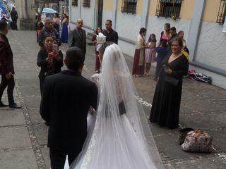 La boda de Brenda  y Francisco  1