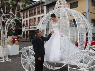 La boda de Brenda  y Francisco