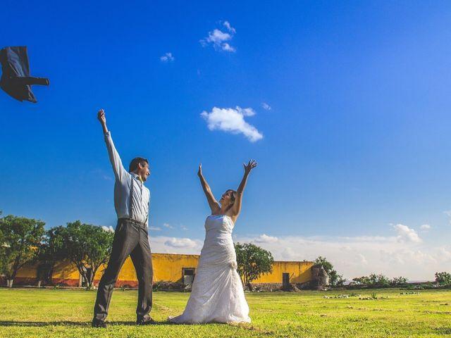 La boda de Carolina y Miguel