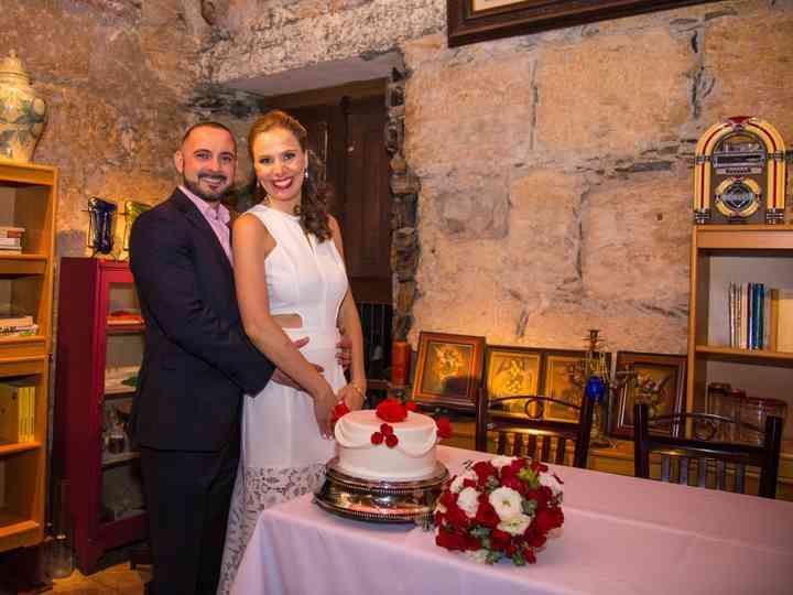 La boda de Priscila  y Edgar