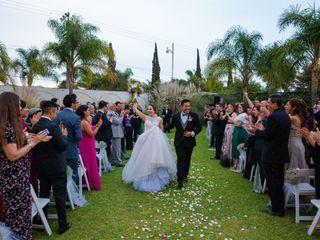La boda de Haniel y Allan