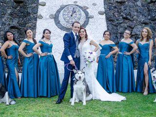 La boda de Itzel y Arturo 1