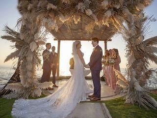 La boda de Broke y Ryan