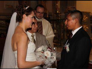 La boda de Miguel Ángel y Vanessa