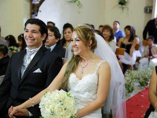 La boda de Magali y Iván