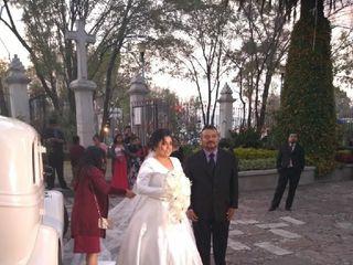 La boda de Erika y Jair 3