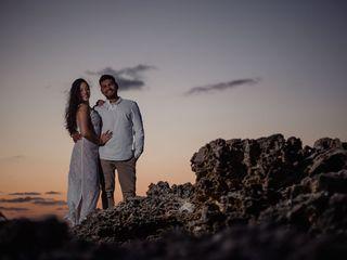 La boda de Pamela y Max 1