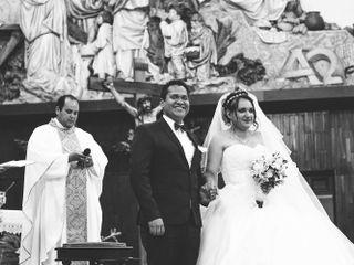 La boda de Santiago y Estefania 2