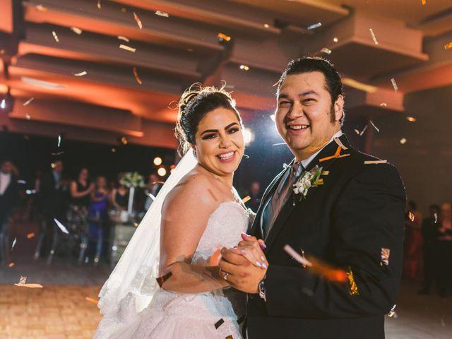 La boda de Lucía y Abel