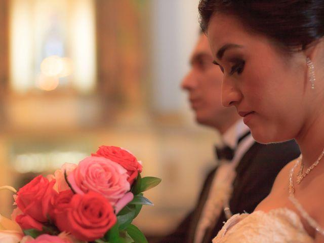 La boda de Mari y Luis