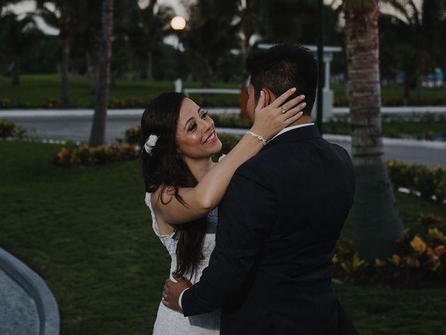 La boda de Pamela y Max