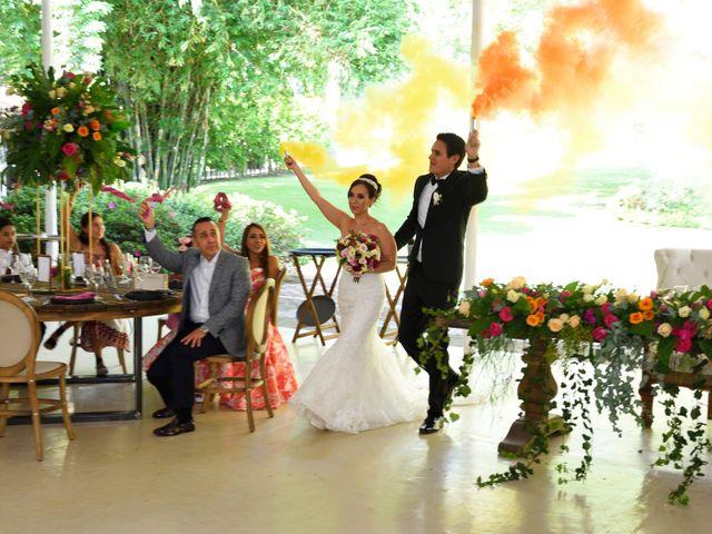La boda de Gaby y Eric