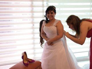 La boda de Livia y Víctor Joel 1