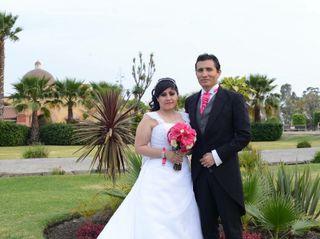 La boda de Livia y Víctor Joel