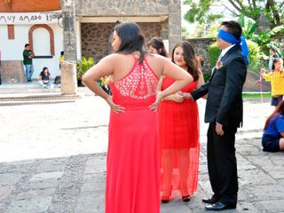 La boda de Cynthia y Javier 1