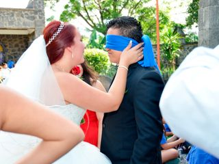La boda de Cynthia y Javier 3