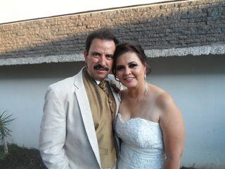 La boda de Francisco y Yolanda