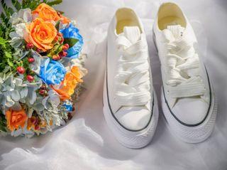 La boda de Blossom y José Miguel 1