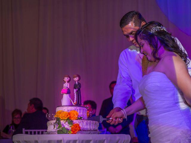 La boda de Blossom y José Miguel