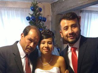 La boda de Karen y Alberto 1