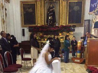 La boda de Karen y Alberto 2