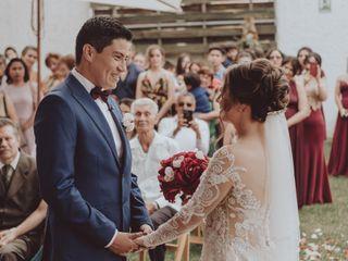 La boda de Ariadna y Francisco