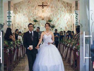 La boda de Inés y Gilberto