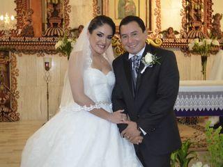La boda de Denisse y Octavio