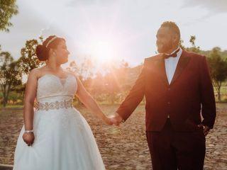 La boda de Paola y Rolando 1