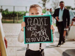 La boda de Paola y Rolando 2