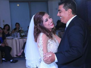 La boda de Tahitiana  y Eduardo 1