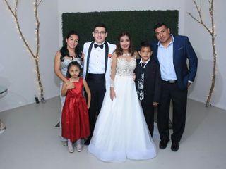La boda de Tahitiana  y Eduardo 3