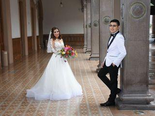 La boda de Tahitiana  y Eduardo