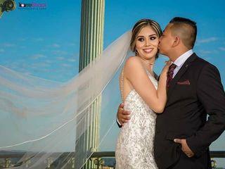 La boda de Georgina y Adrian 3