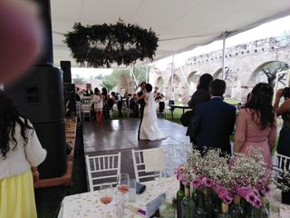 La boda de Alfonso  y Mayela  1