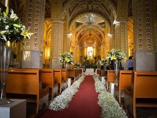 La boda de Lupita y Hugo 2