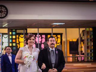 La boda de Cecilia y Christian 2