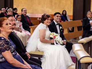 La boda de Cecilia y Christian 3