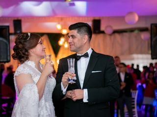 La boda de Cecilia y Christian