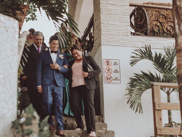 La boda de Francisco y Ariadna en Emiliano Zapata, Veracruz 18