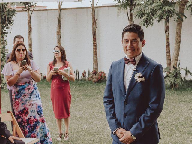 La boda de Francisco y Ariadna en Emiliano Zapata, Veracruz 19
