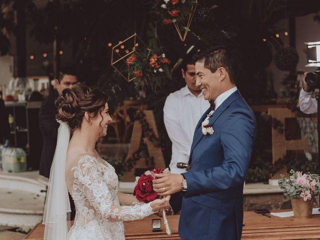 La boda de Francisco y Ariadna en Emiliano Zapata, Veracruz 37