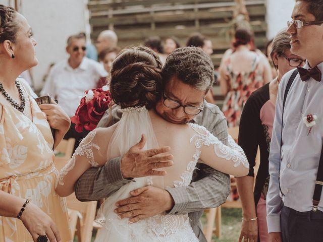 La boda de Francisco y Ariadna en Emiliano Zapata, Veracruz 45
