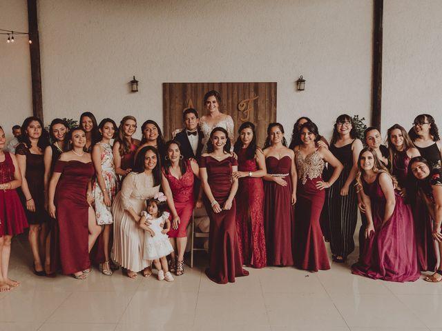 La boda de Francisco y Ariadna en Emiliano Zapata, Veracruz 75
