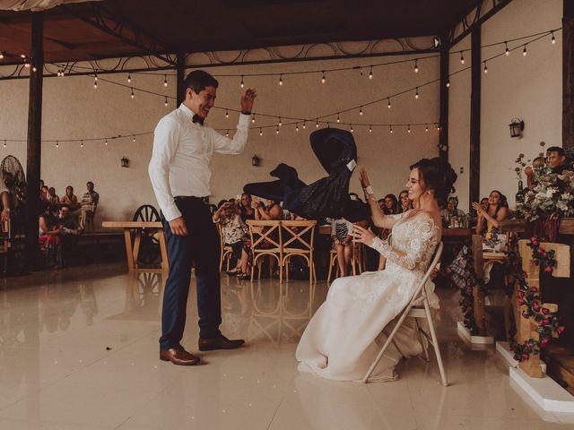 La boda de Francisco y Ariadna en Emiliano Zapata, Veracruz 83