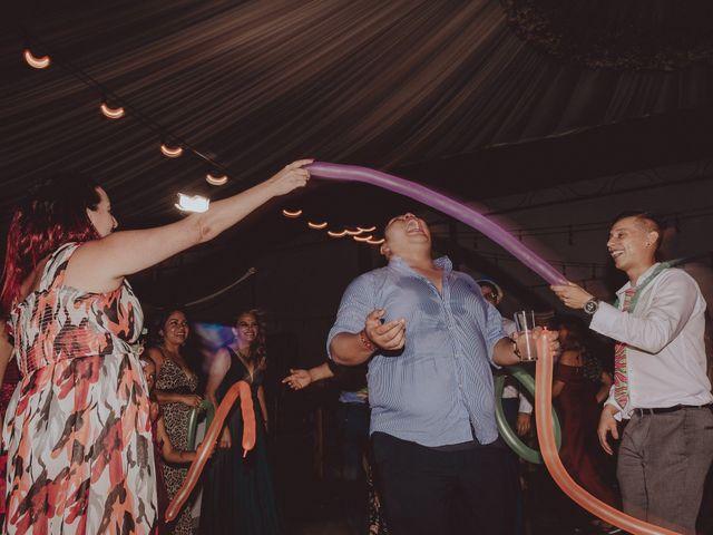 La boda de Francisco y Ariadna en Emiliano Zapata, Veracruz 125